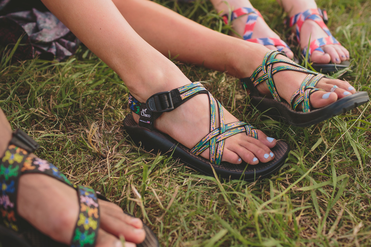 Images courtesy of Chaco Footwear. Photo credit: Carson Davis Brown. Styling: DXTRTY.