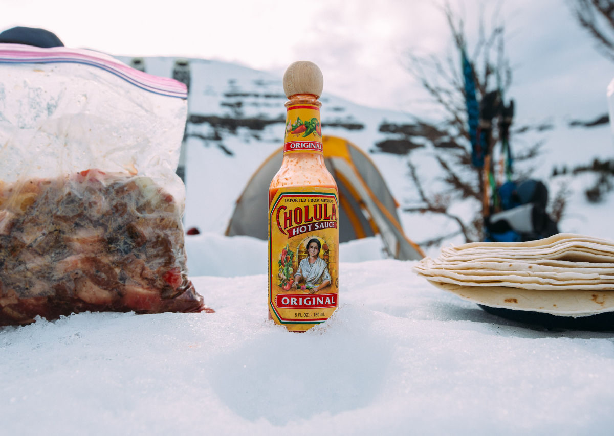 Don't forget the hot sauce: 14 essential camp kitchen items for your backcountry trip