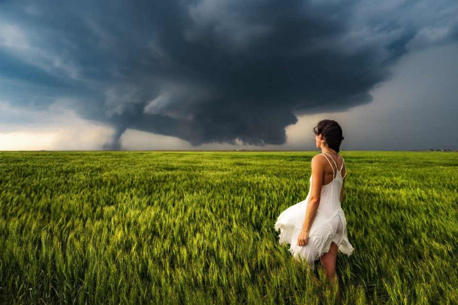 essay on chasing tornadoes