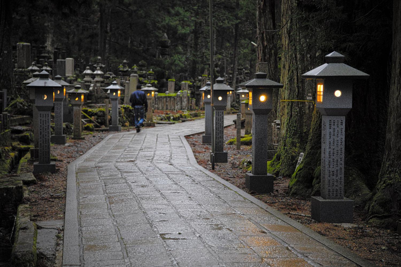 Kitsune statue – Dazaifu Tenmangu Shrine, Kyushu