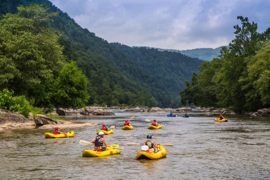 Asheville might just be the top outdoors town in America  Here's why