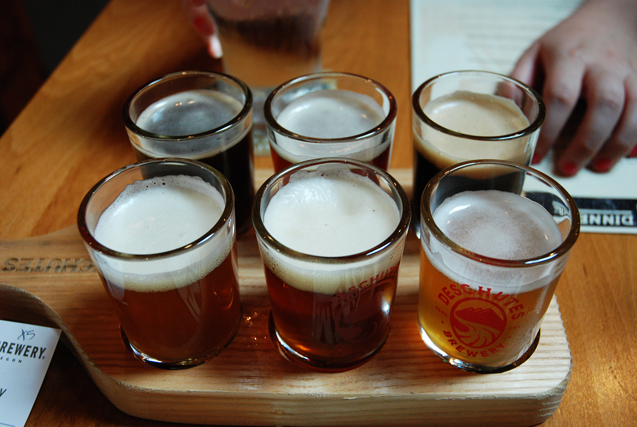 Deschutes Brewery. Photo credit: Szapucki