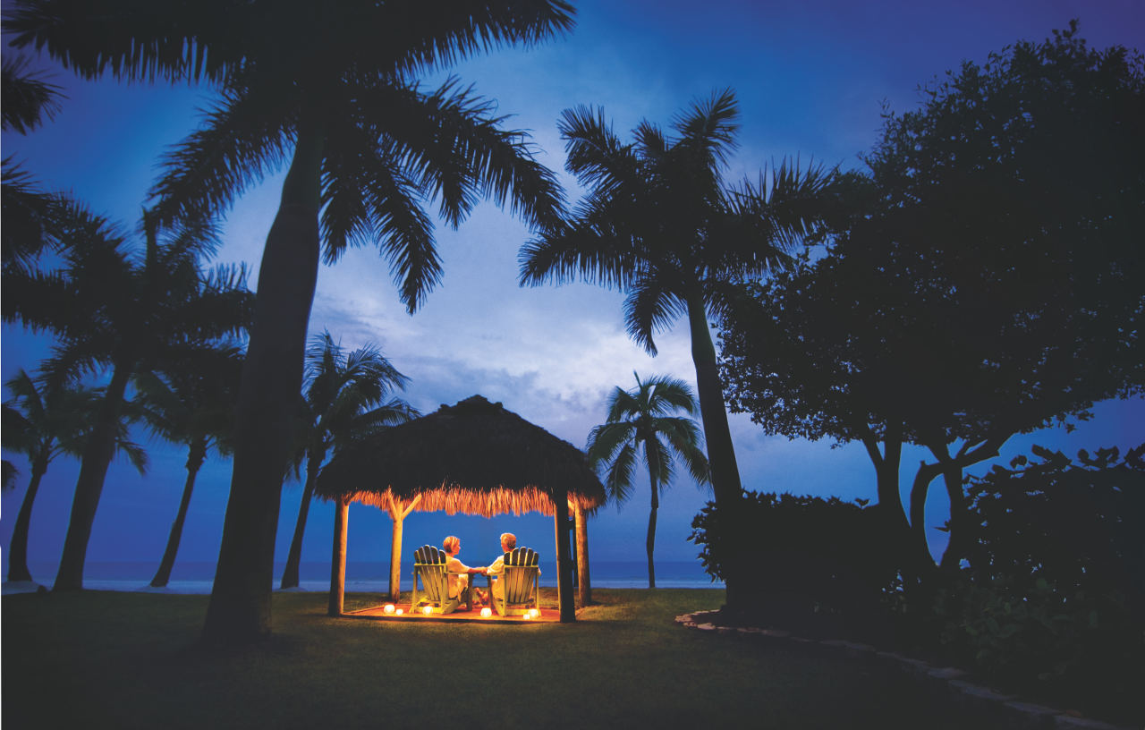 pamper coco beach