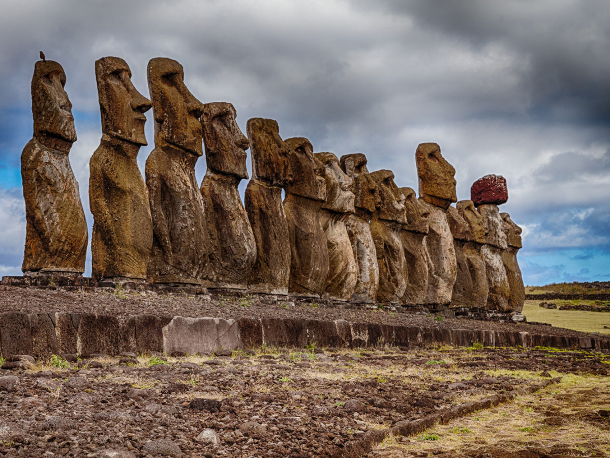 12 images of Easter Island we can't stop looking at