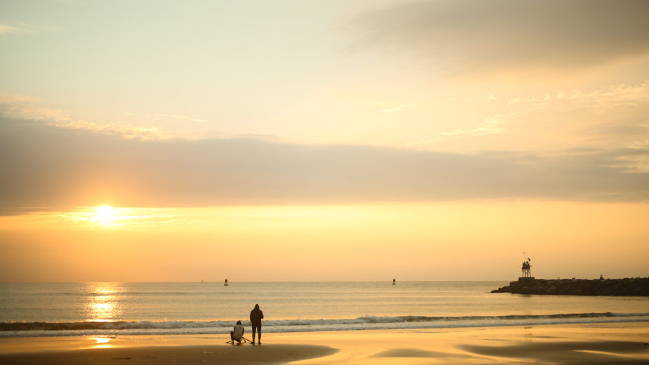 Resort Virginia Beach Sunrise