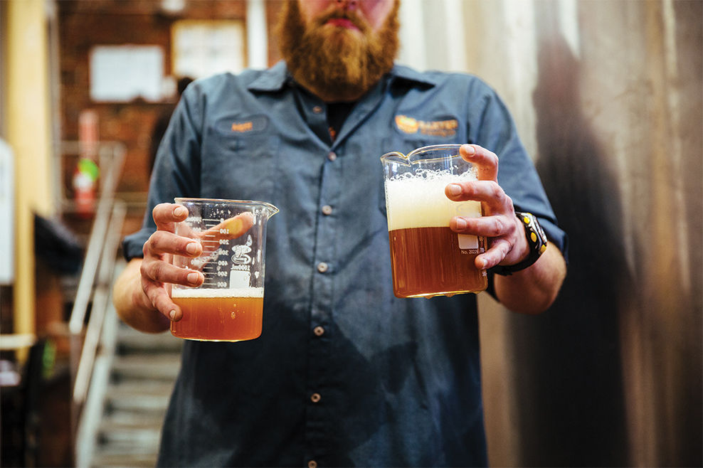 Baxter Brewing Company