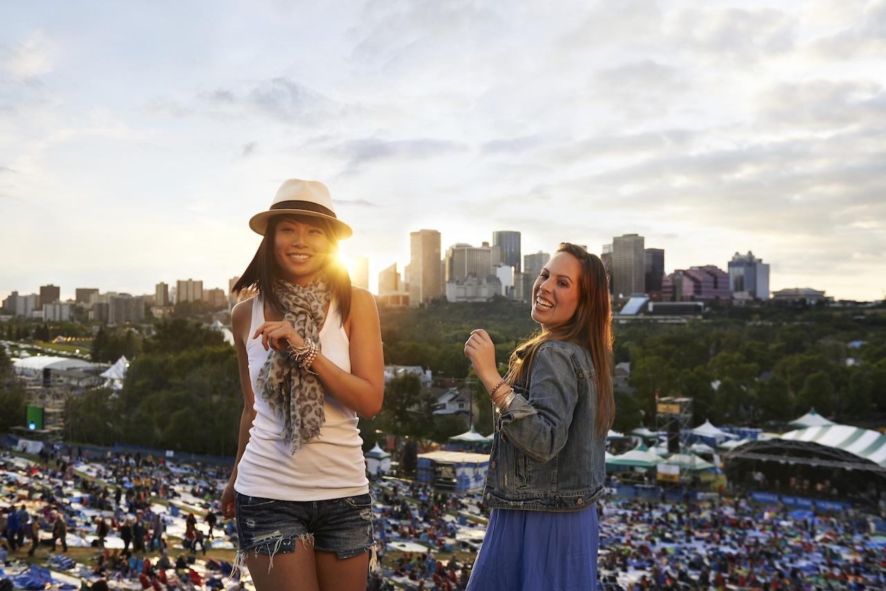 Edmonton festival