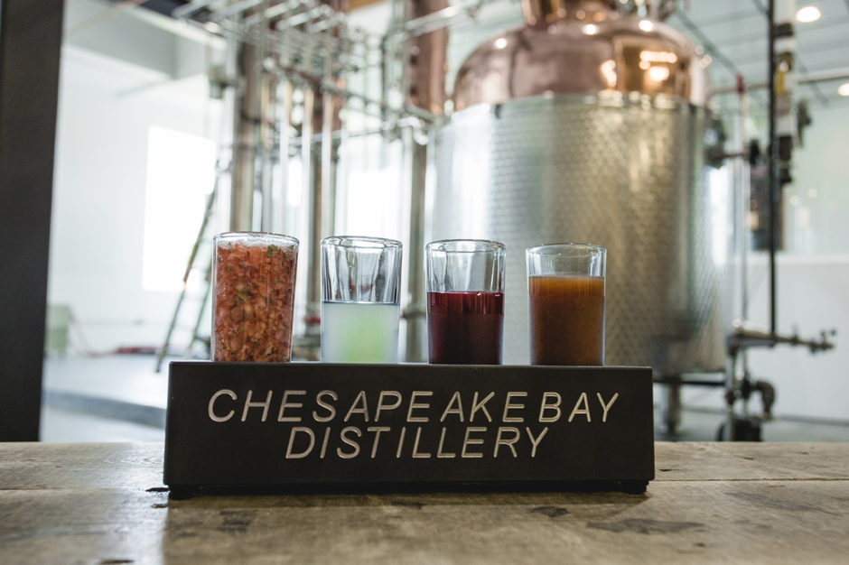 Chesapeake Bay distillery Virginia Beach don'r re use