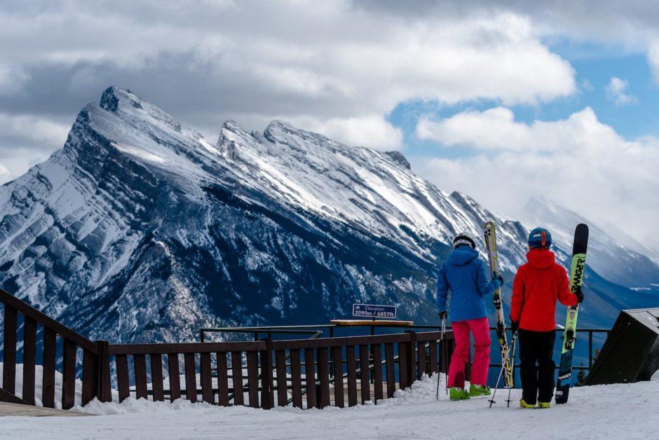 Mount Norquay Banff ski