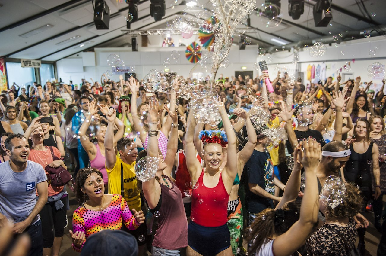Morning Gloryville London don't re use