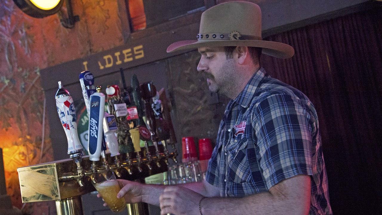 Pioneer Saloon Nevada