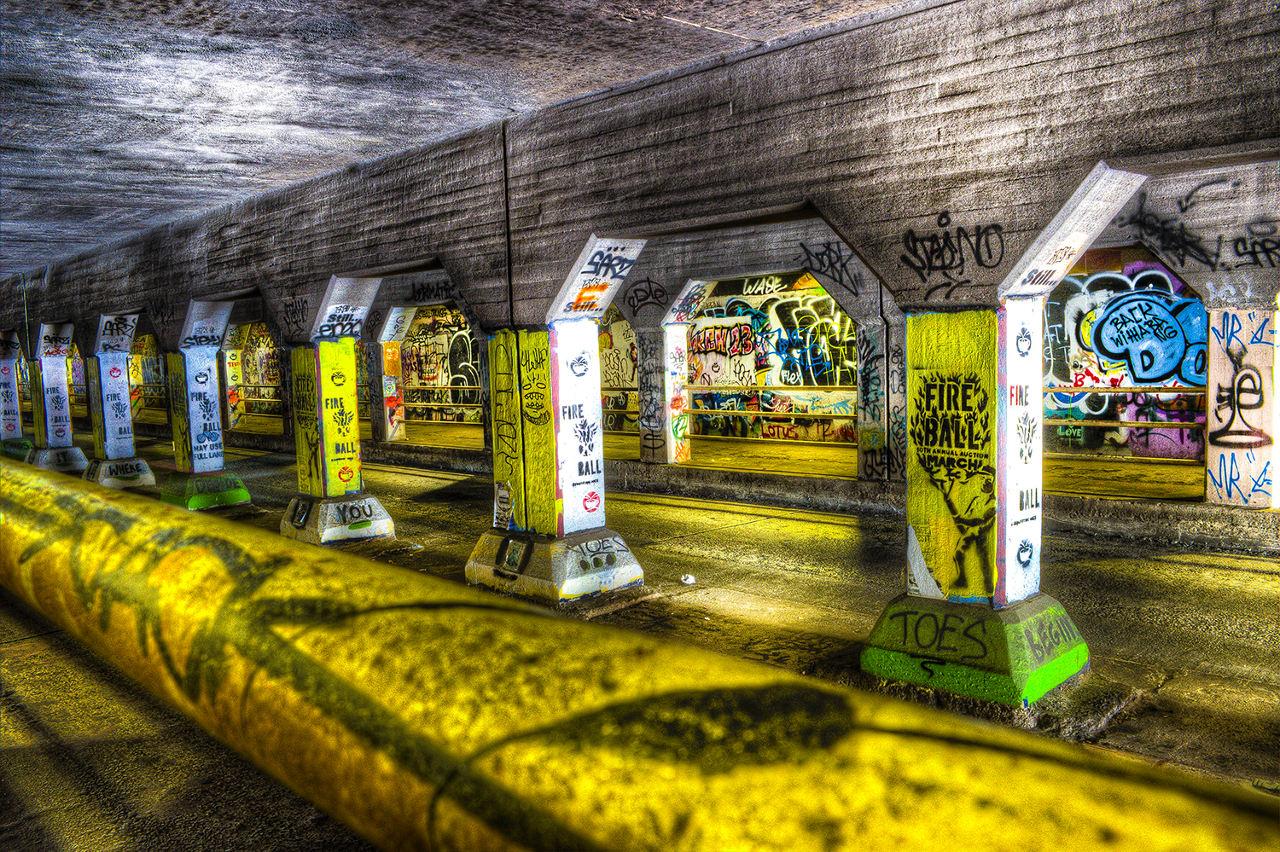 Krog Street Tunnel, Atlanta
