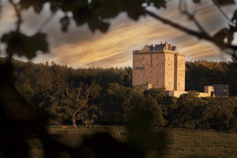 Borthwick Castle Scotland don't re use