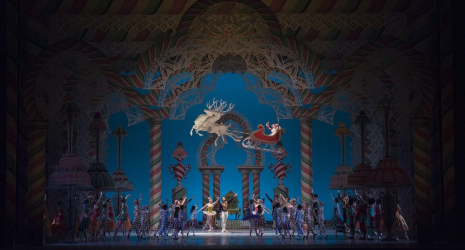 Nutcracker Seattle Pacific Northwest Ballet don't re use