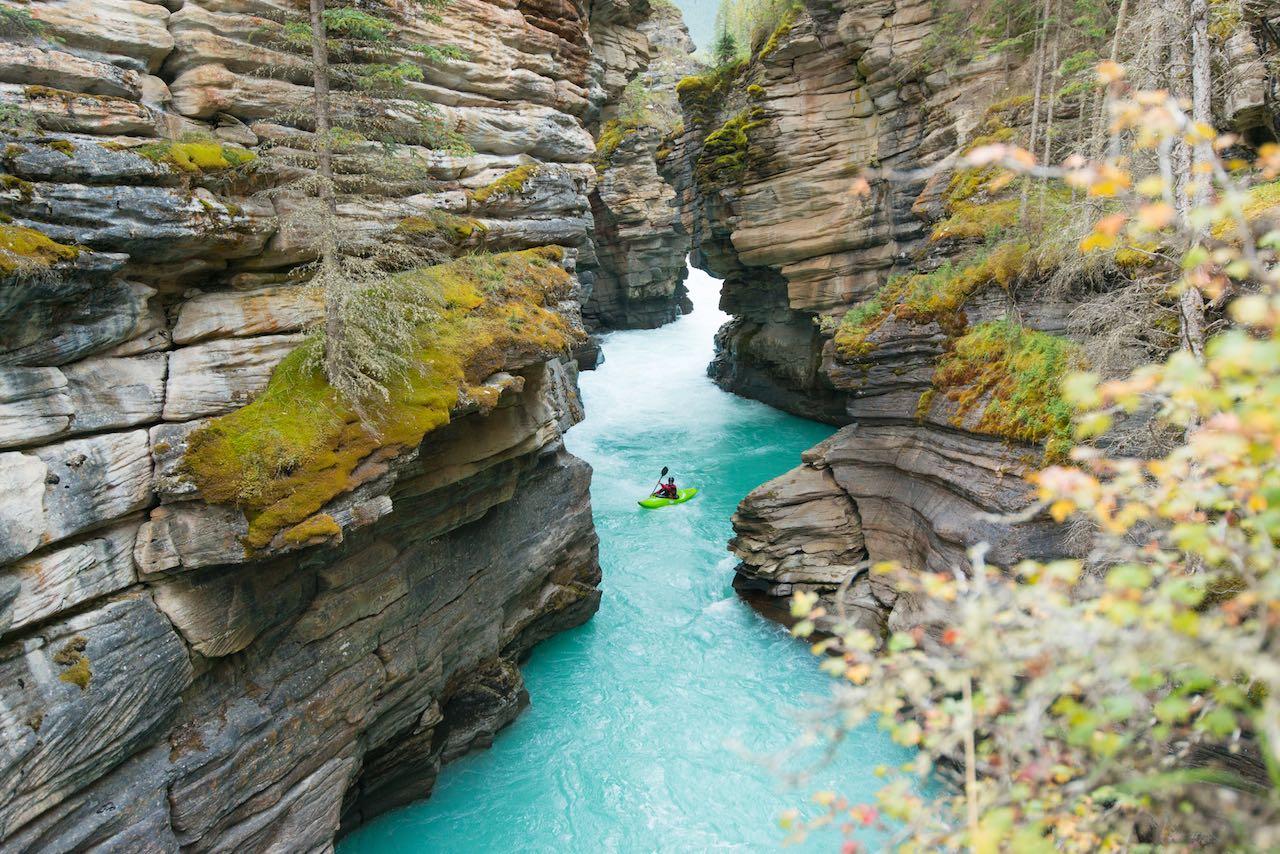 Athabasca Jasper Canada