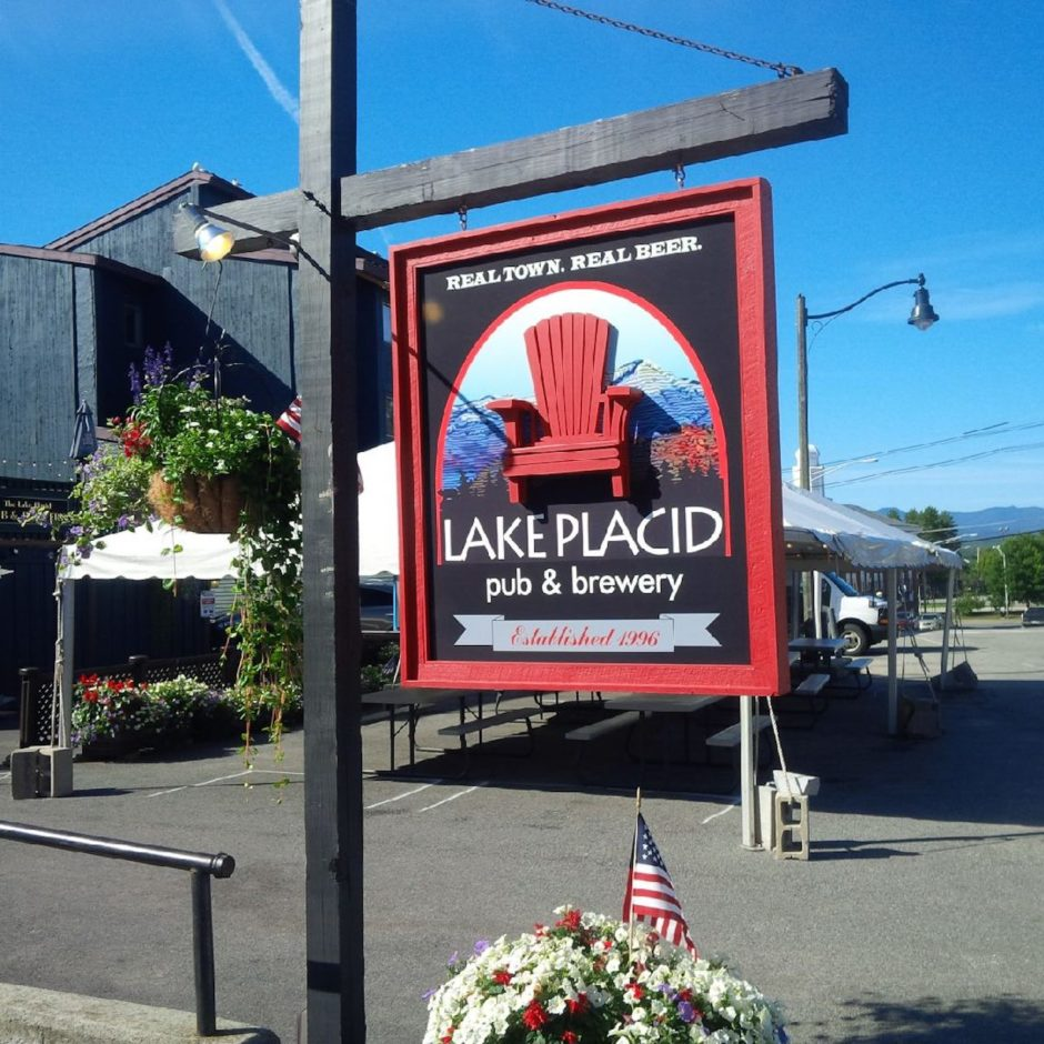 Lake Placid Pub & Brewery don't re use