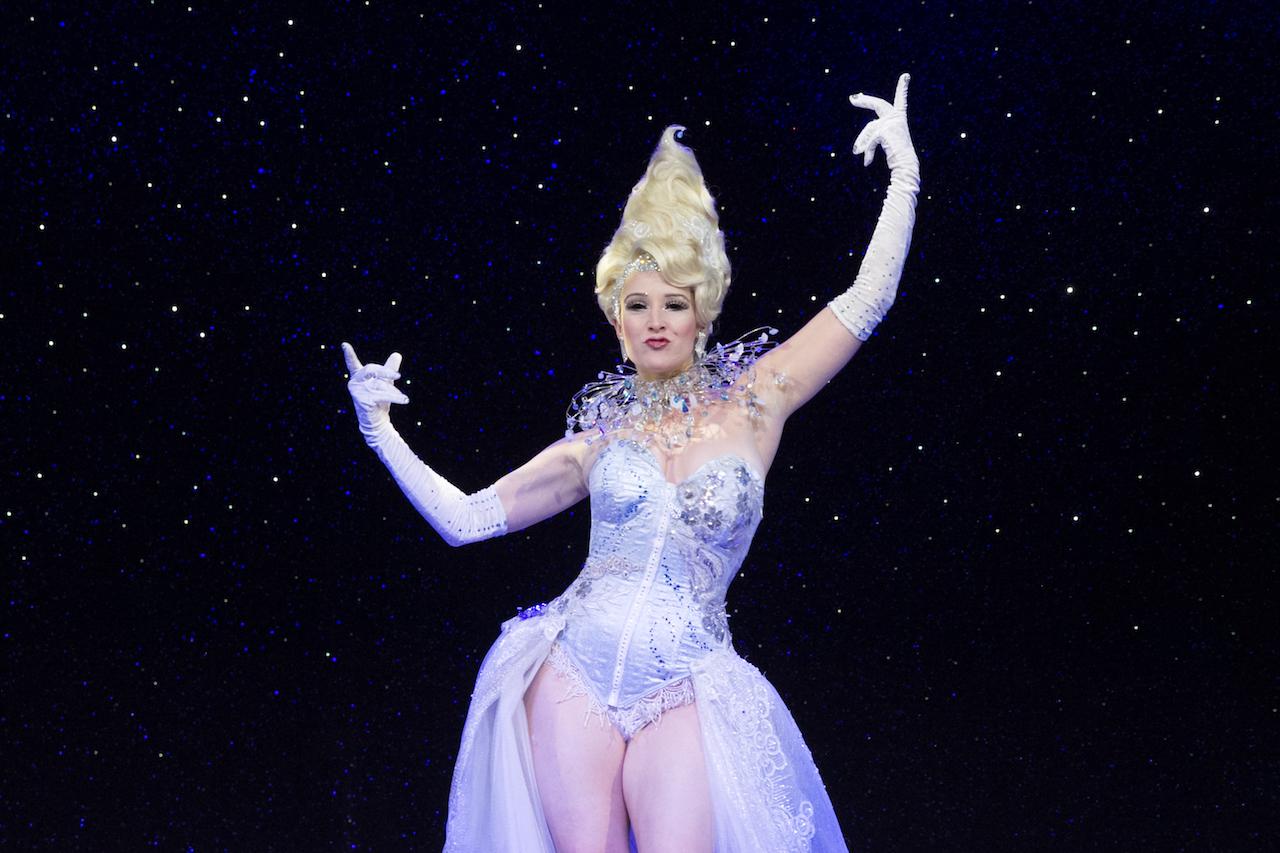 The Burlesque Nutcracker Seattle don't re use