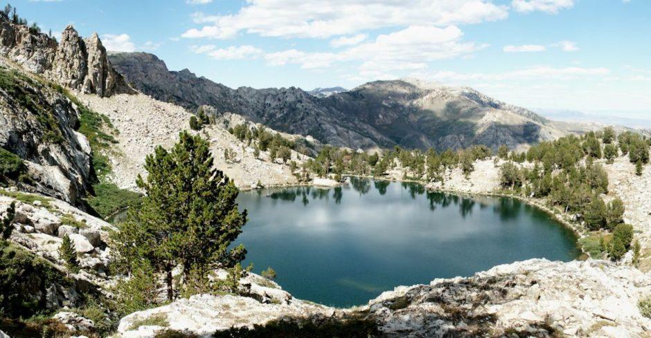 Overland Lake Nevada