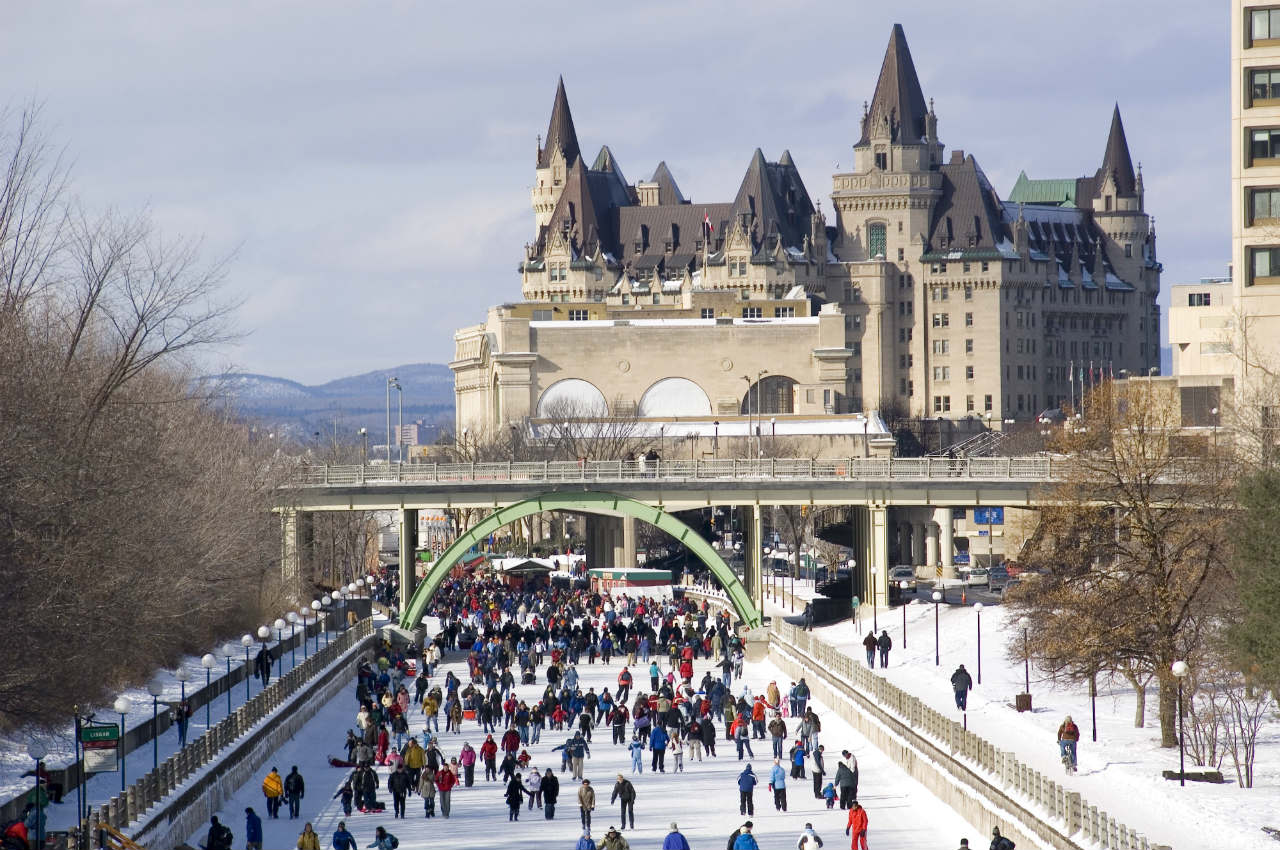 16 canadian places that come alive in the winter matador network