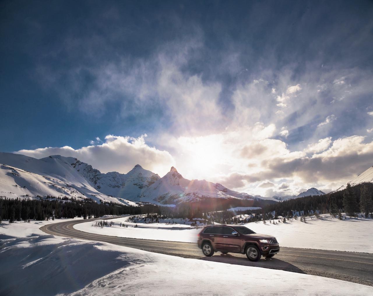 Icefields Parkway Jasper