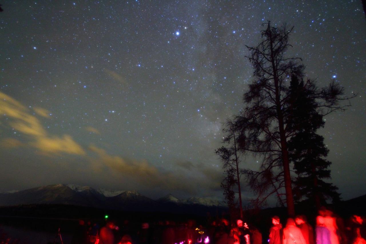 Dark Sky Festival Jasper