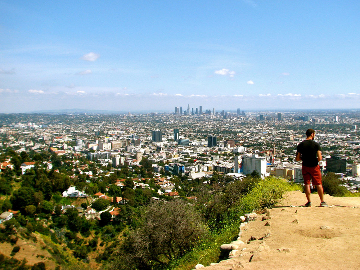 8 spots to hit up on your first trip to L.A.