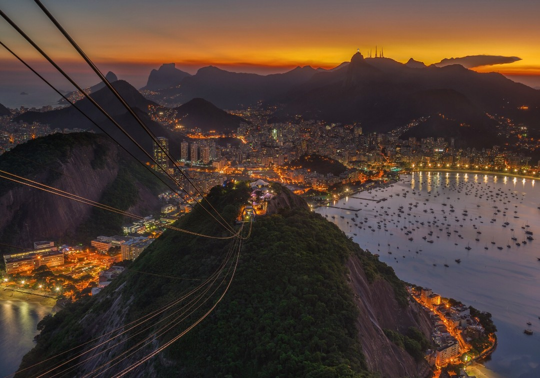 9 of the most mindblowing places in Brazil