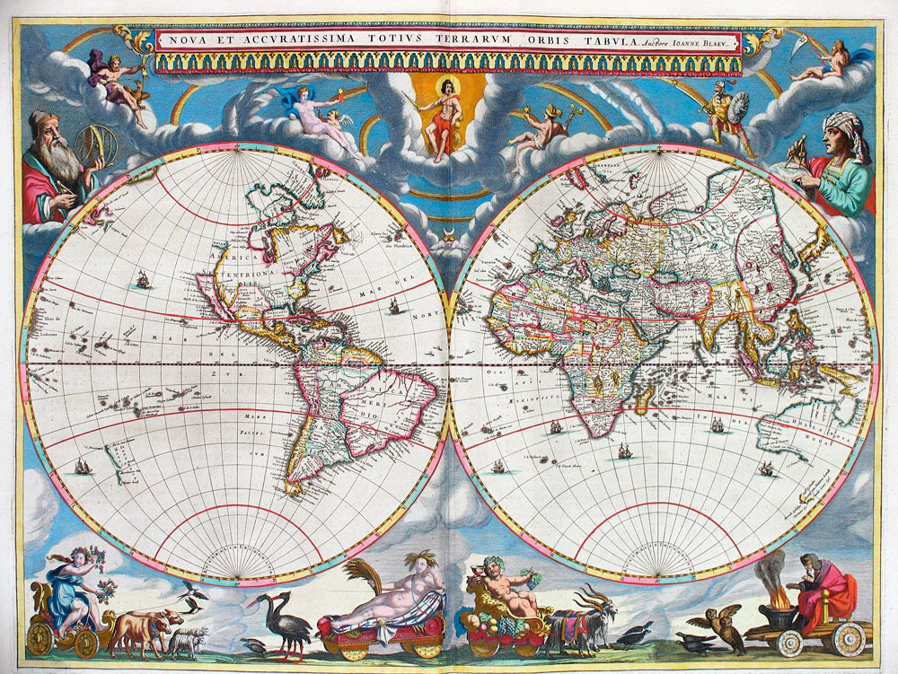 12 maps that changed our view of the world matador network photo public domain gumiabroncs Image collections