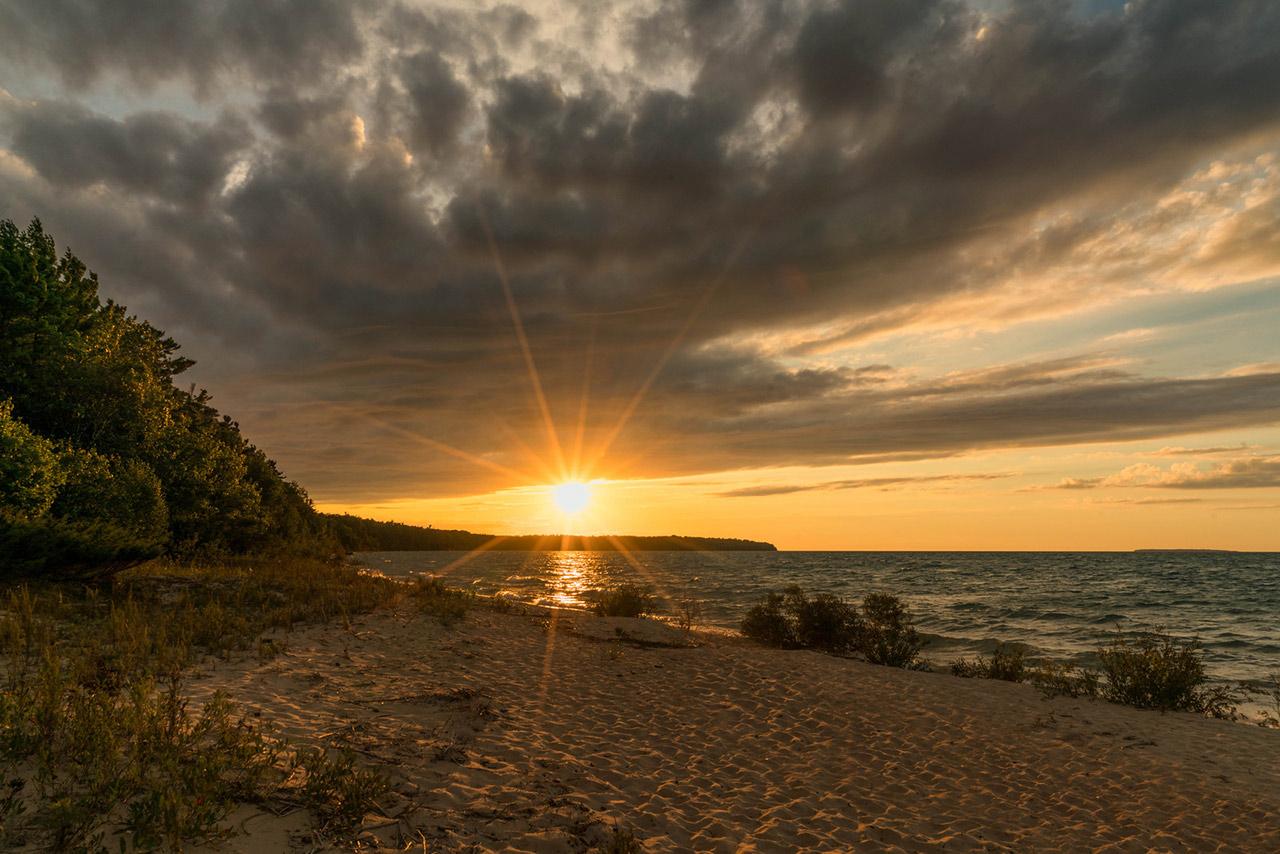 Beaches Michigan don't re use