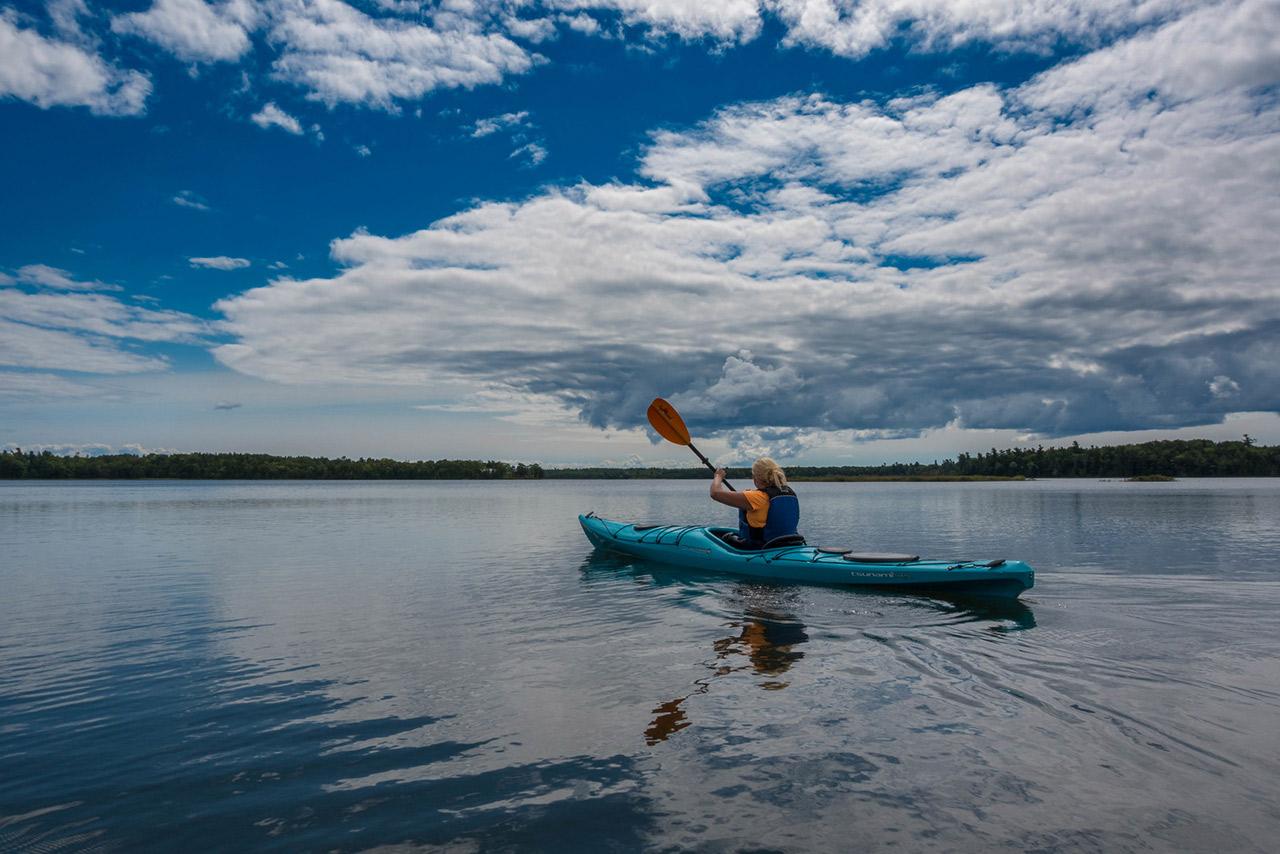 Kayaking Michigan don't re use