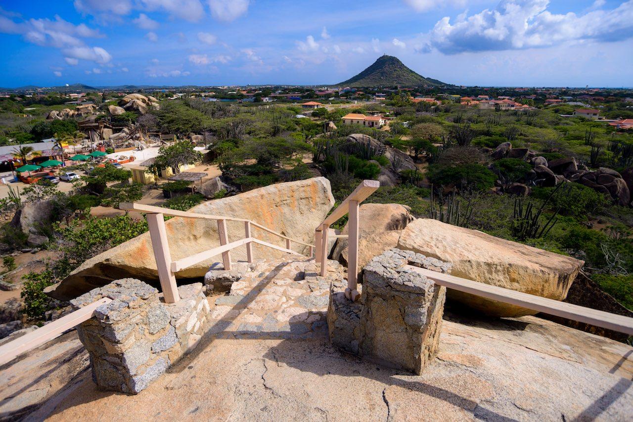Mount Hooiberg Aruba don't re use