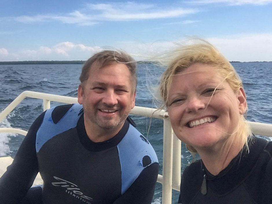 Scuba Diving Michigan don't re use