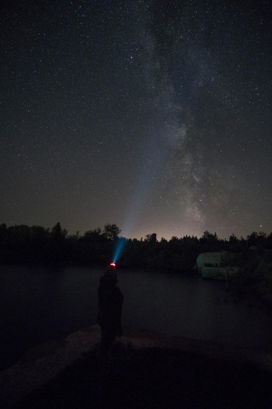 Star gazing Michigan don't re use
