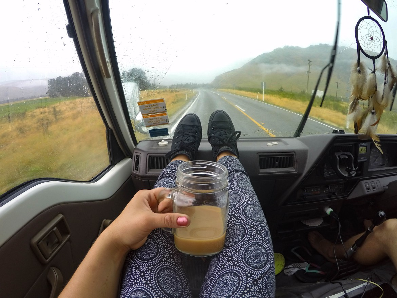 NZ Van