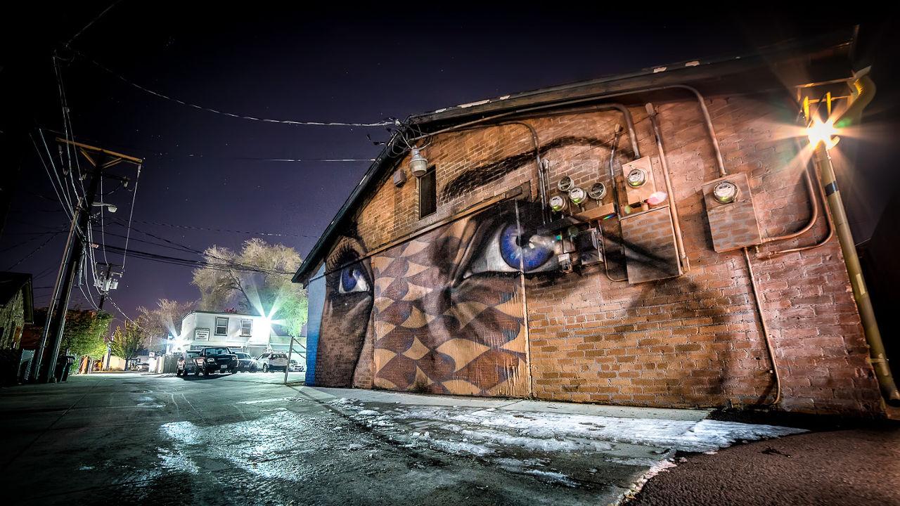 Reno mural
