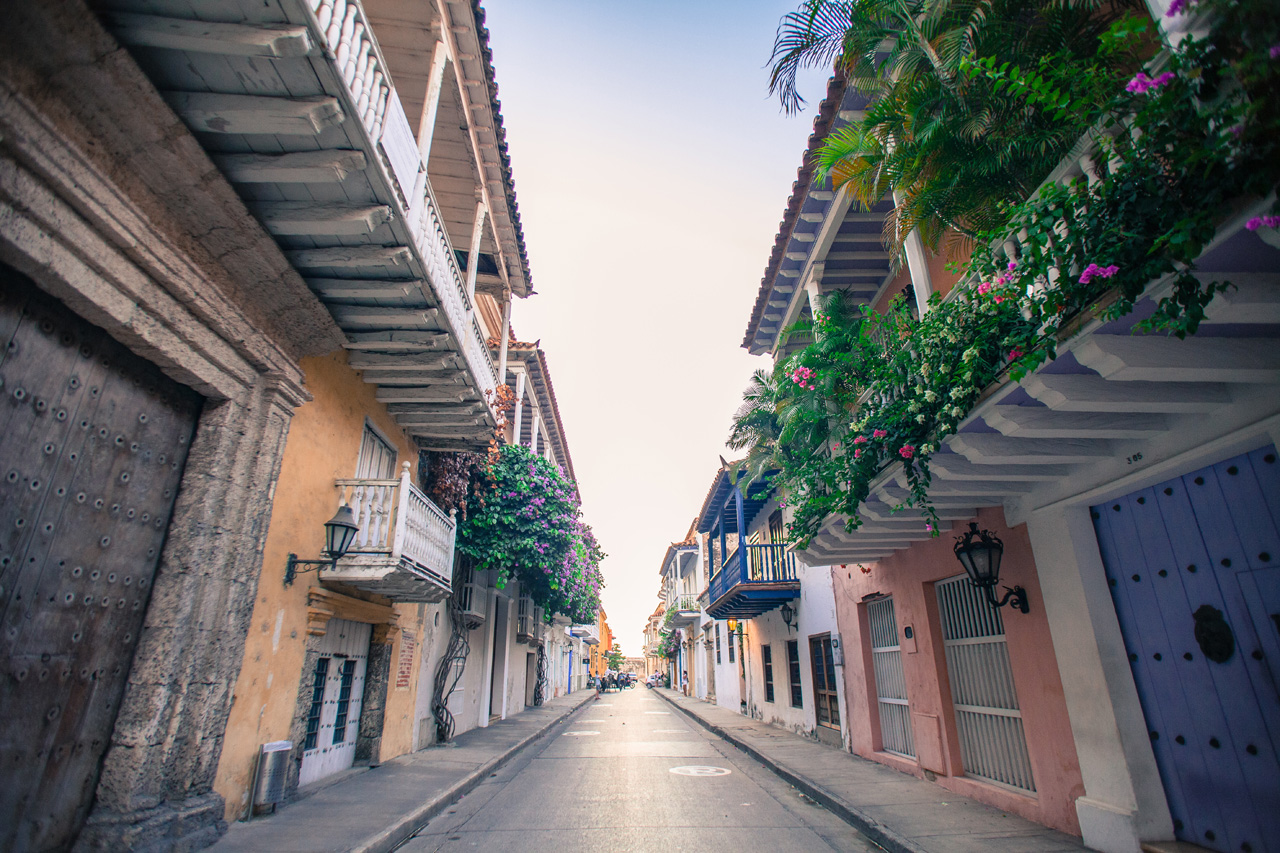 Old Town, Cartagena
