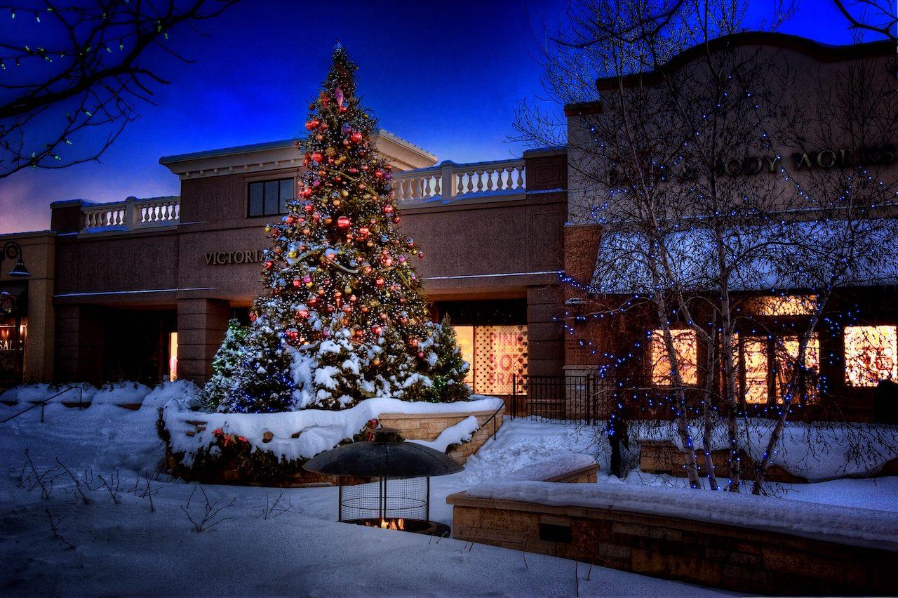 Christmas shops Northwest Minneapolis don't re use