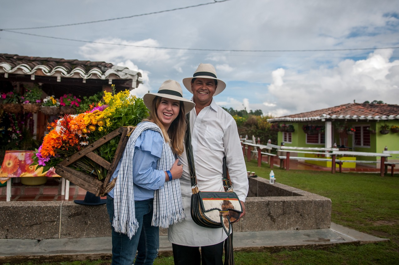 Medellin Paisas Flores