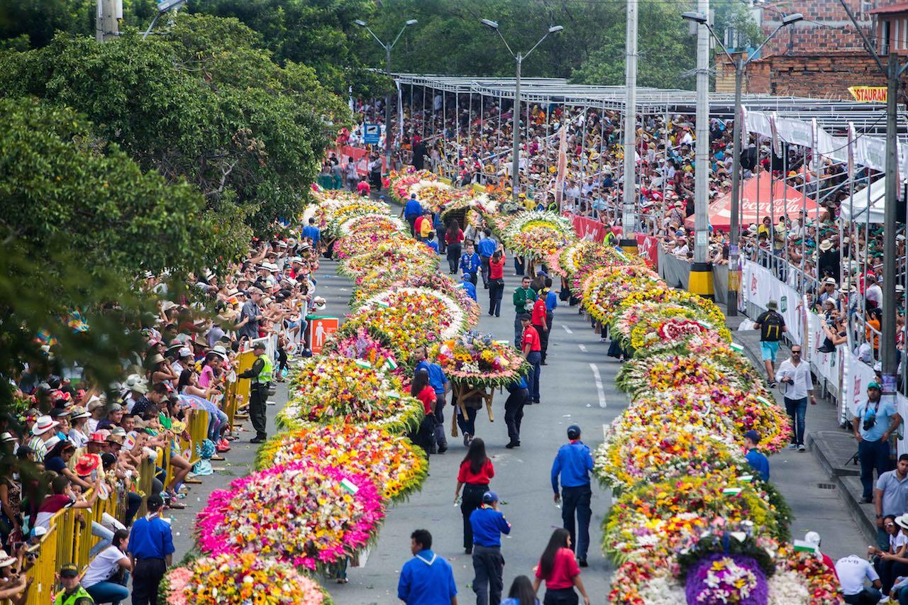 Medellin feria de las flores