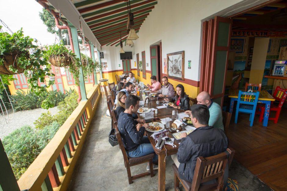 Medellin fonda paisa