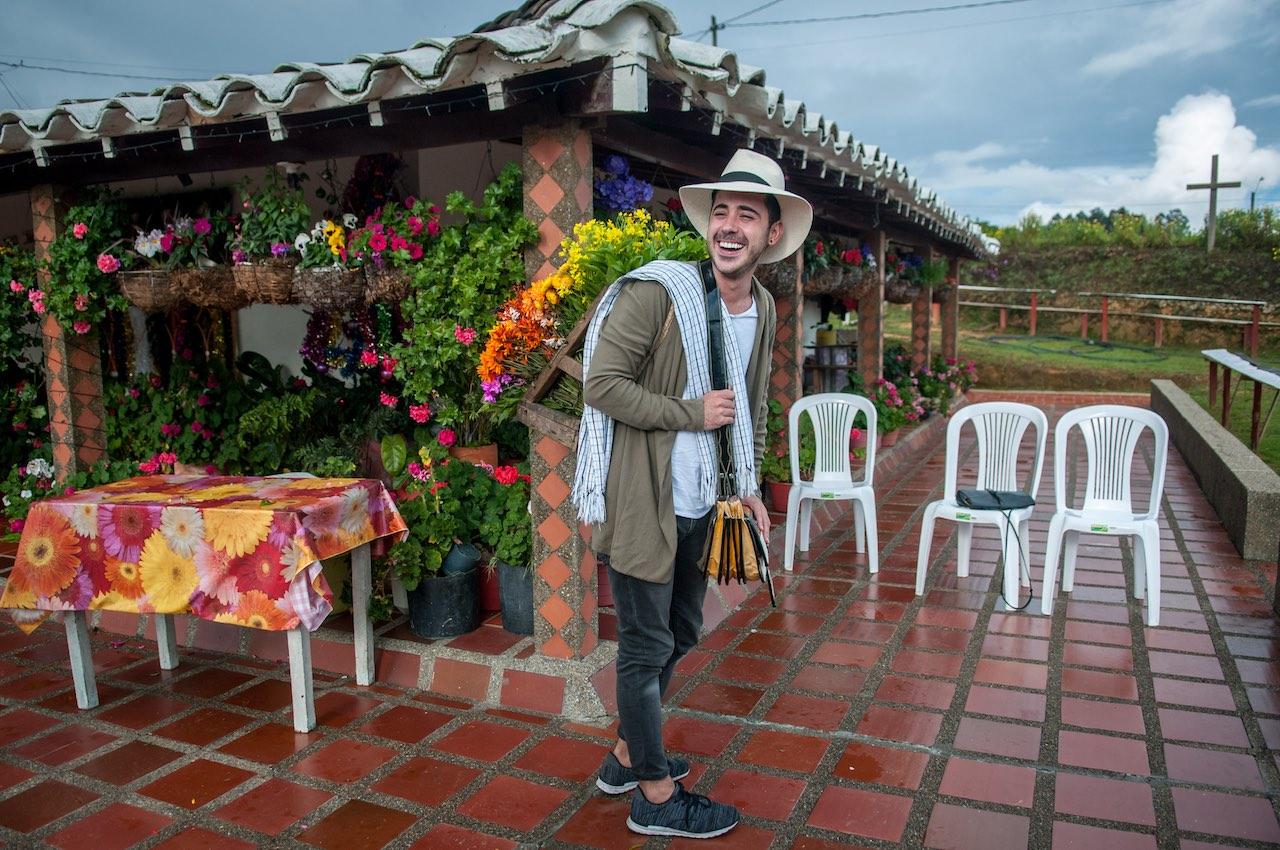 Medellin people parce