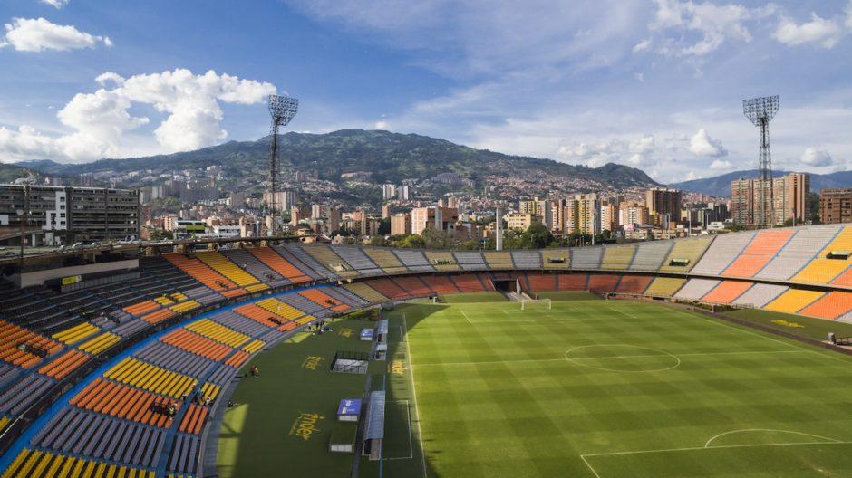 Medellin stadium