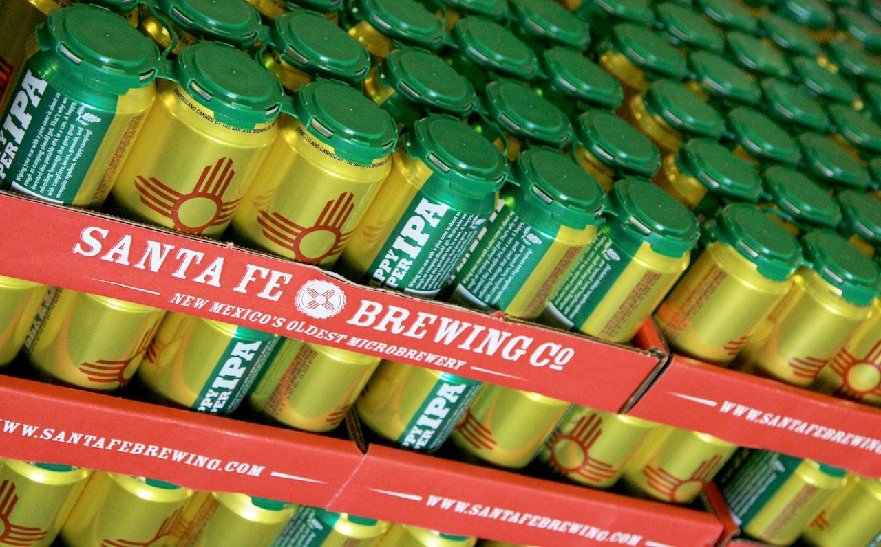 Santa Fe Brewing Co New Mexico don't re use
