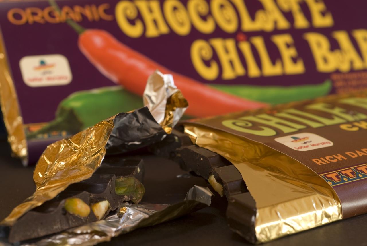 Senor Murphy New Mexico chocolate don't re use