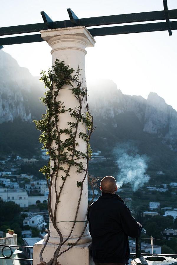 Capri Town, Italy 2013. ©Jens Lennartsson