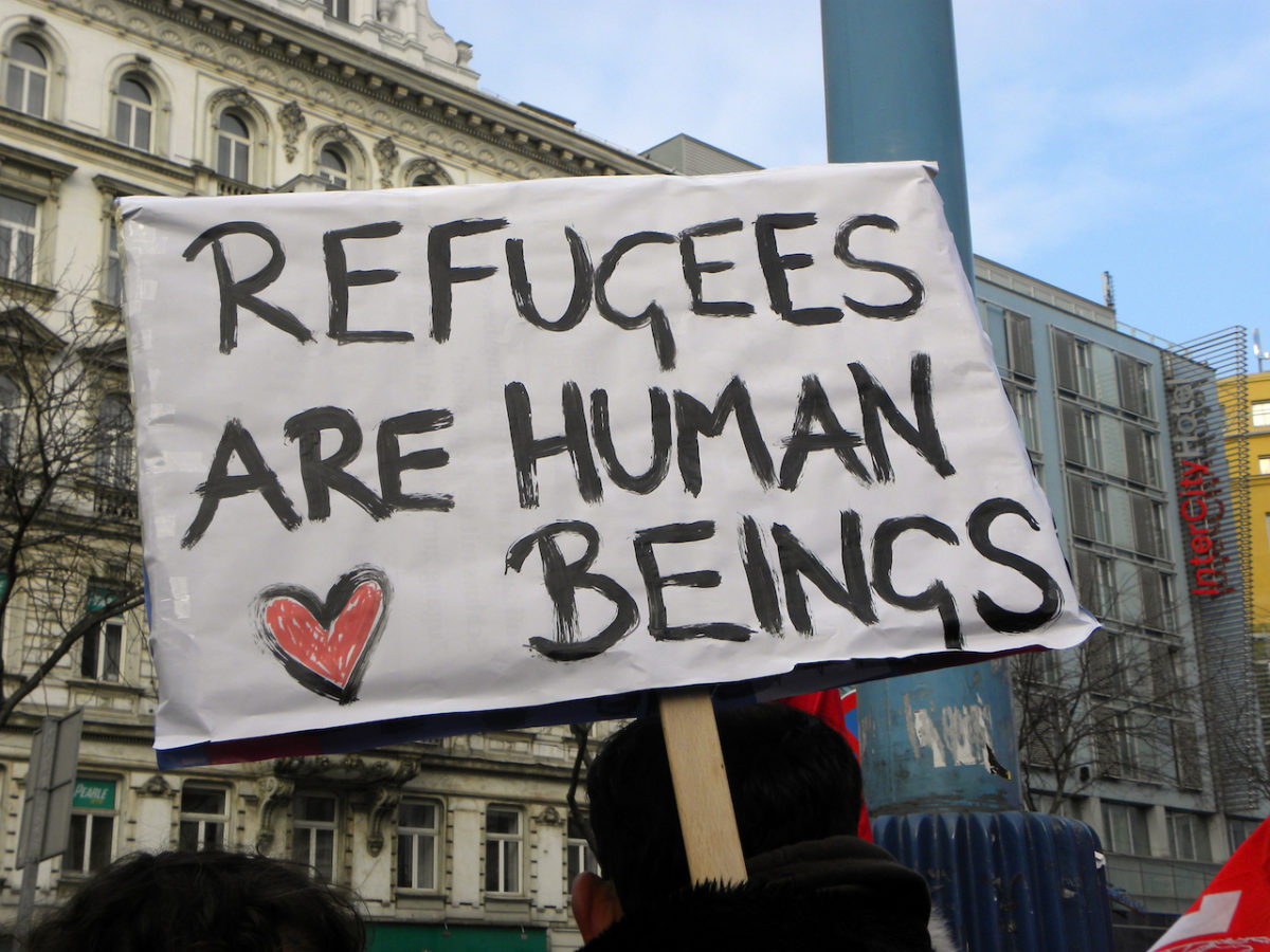 Despite Trump, here's how you can help Syrian refugees
