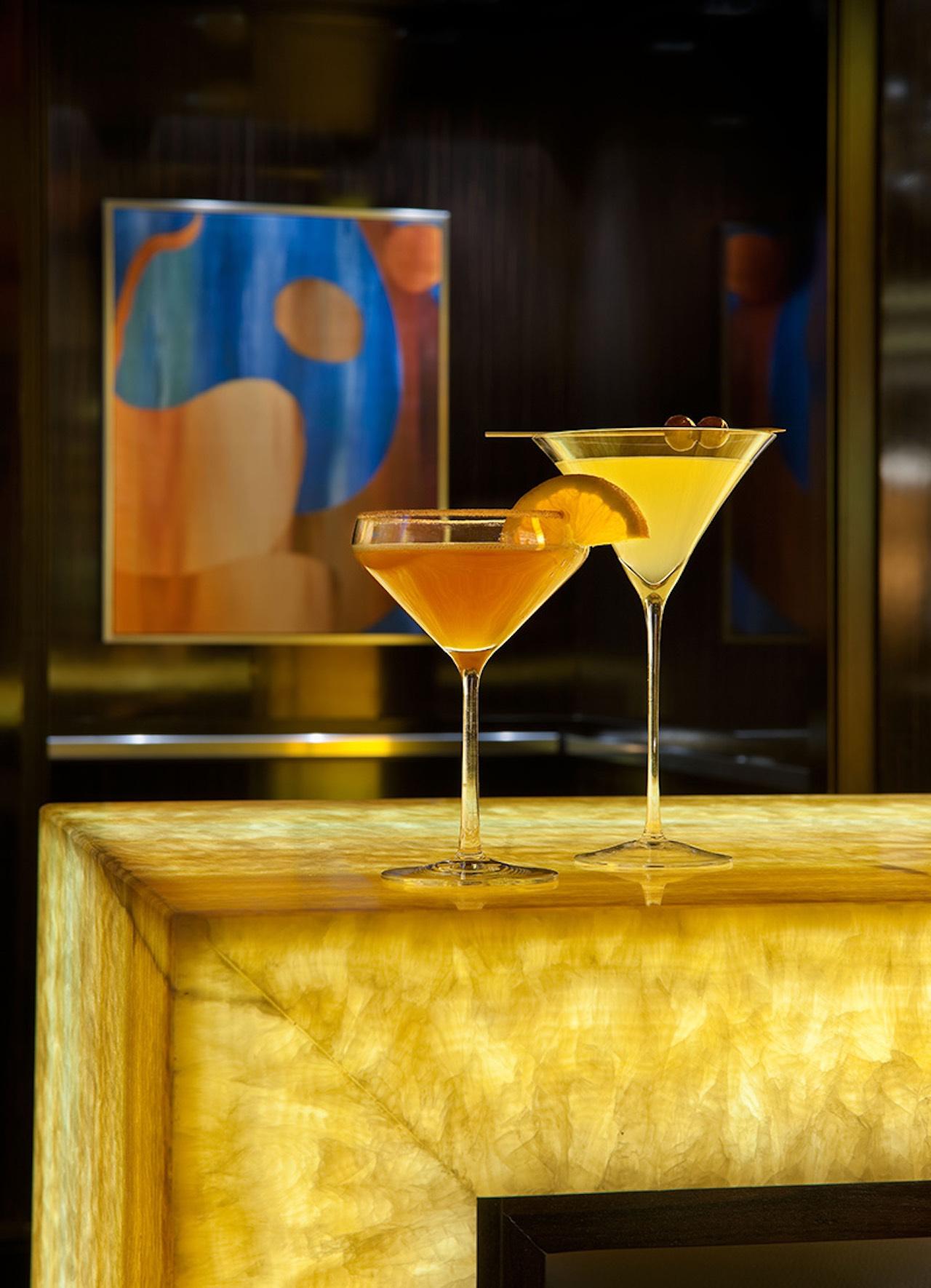Atlantis Steakhouse drinks