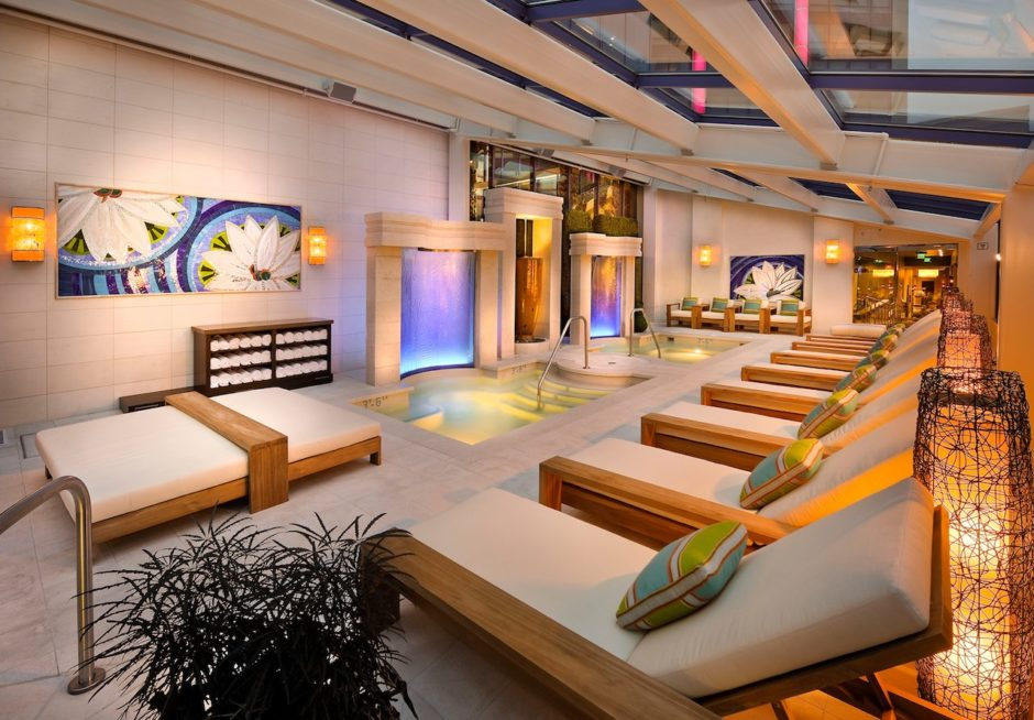 Atlantis spa aqualounge