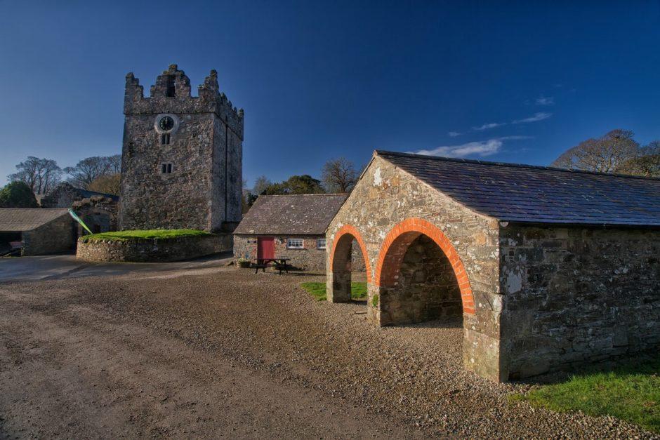 Castle Ward aka Winterfell Ireland