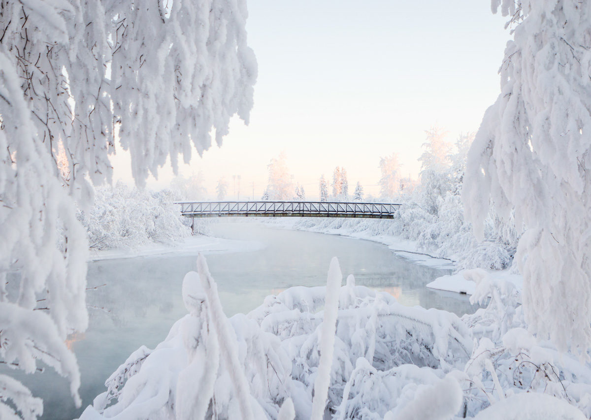 18 stunning images from winter in Fairbanks, Alaska